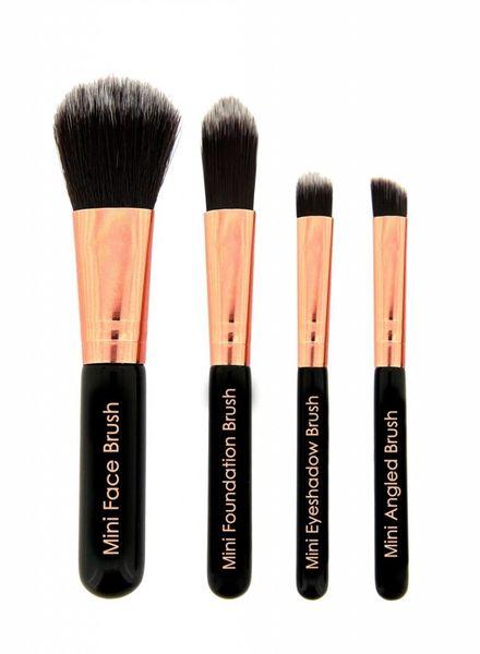 Makeup Revolution Makeup Revolution Pro Go Mini Brush Set
