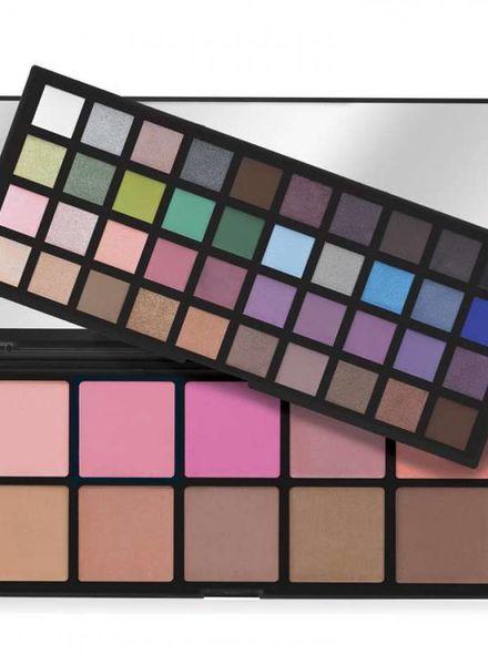 e.l.f. eyeslipsface e.l.f. Makeup Artist Make Up 50 pieces
