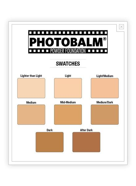 TheBalm TheBalm Photobalm® Powder Foundation NEW!
