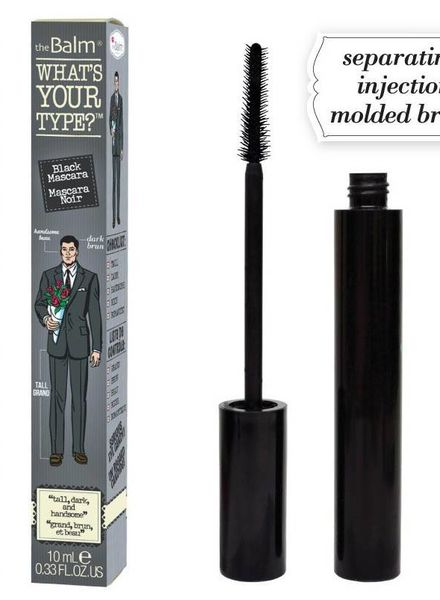 "TheBalm TheBalm Whats Your Type Mascara® ""Tall, Dark and Handsome"""