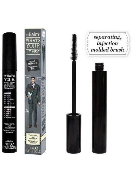 """TheBalm TheBalm Whats Your Type Mascara® """"Tall, Dark and Handsome"""""""