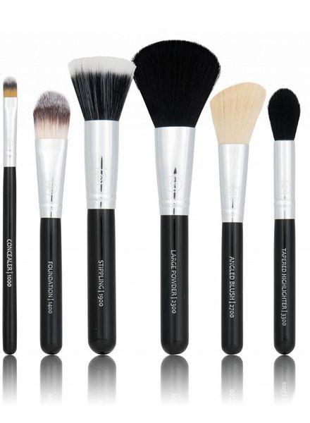 Boozy Cosmetics Boozy Cosmetics BoozyBrush 6er Classic Starter Face Set