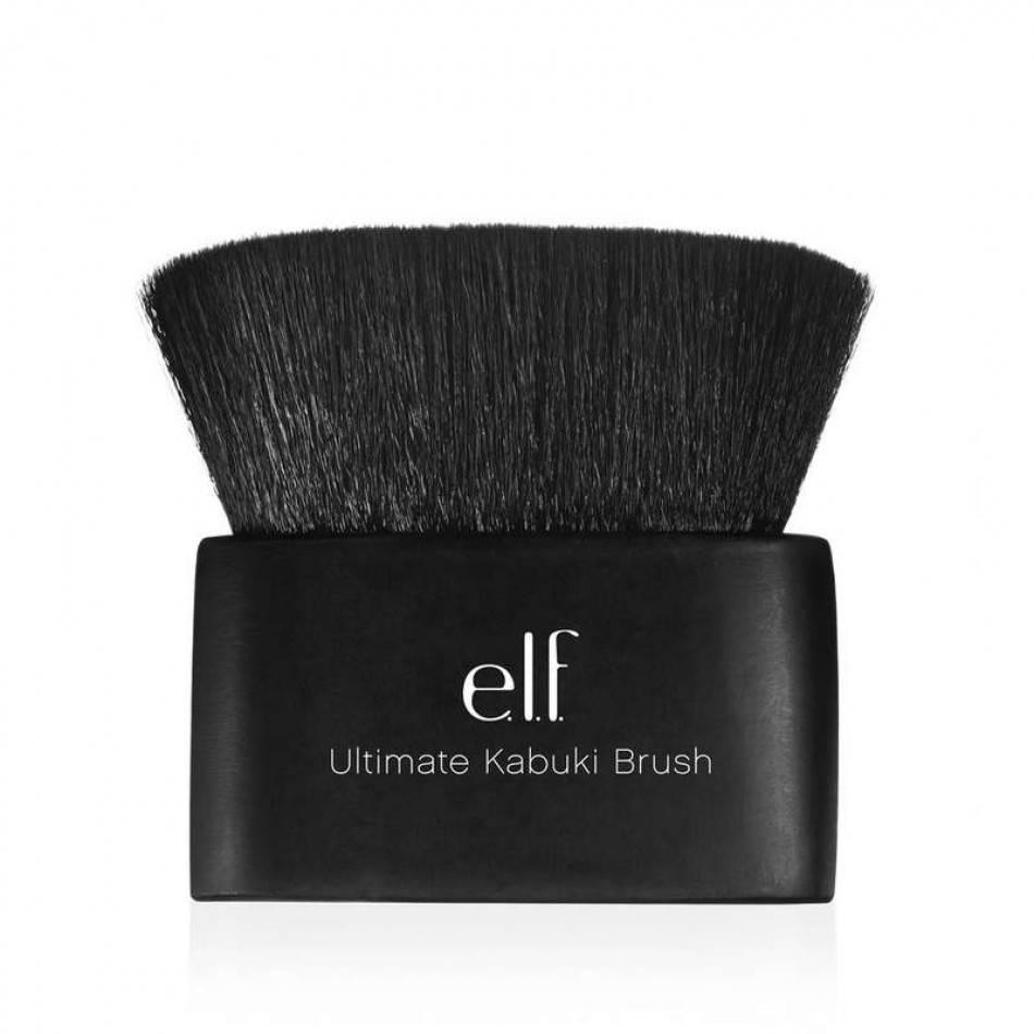 Elf Eyeslipsface Unique Kabuki Brush Monolith Beauty Cosmetics Studio