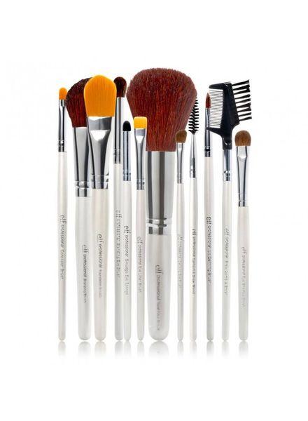 e.l.f. eyeslipsface e.l.f. 12er Make-up Pinselset