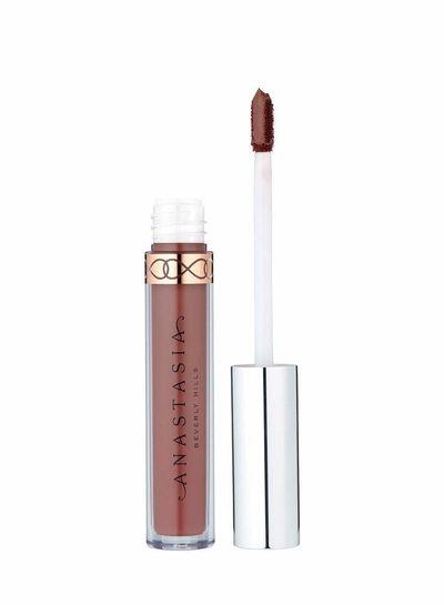 Anastasia Liquid Lipsticks Spring 2016 Review Swatches: Anastasia Beverly Hills Liquid Lipstick Poet