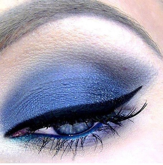 Eye of horus makeup