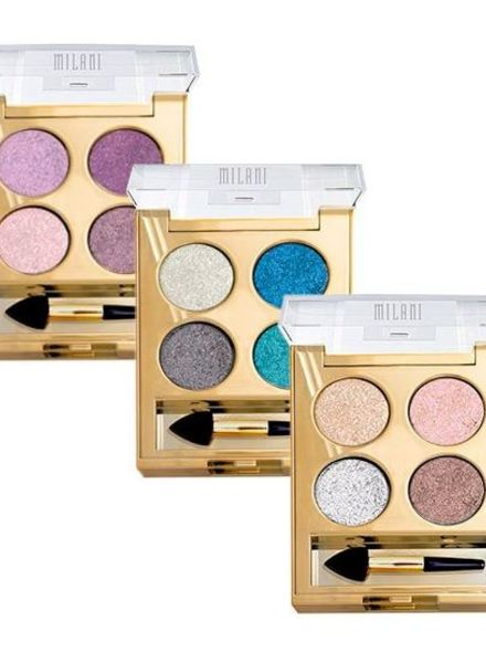 Milani Cosmetics Milani Eye Shadows Fierce Foil Eye Shine