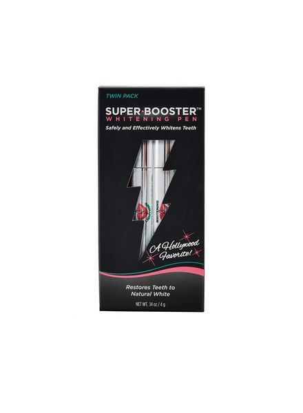 WhiteningLightning Super Booster Teeth Whitening Pen - 2 Pack