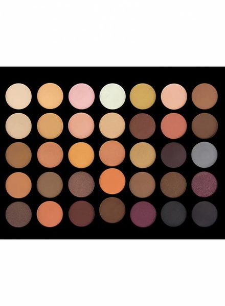 Crown Brush Crown Brush 35 Colour Nude Eye Shadow Palette