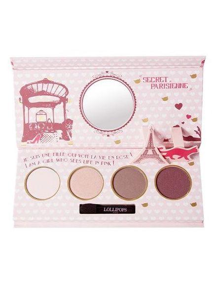 Lollipops Paris - Palettes Eyes Roses Montmartre