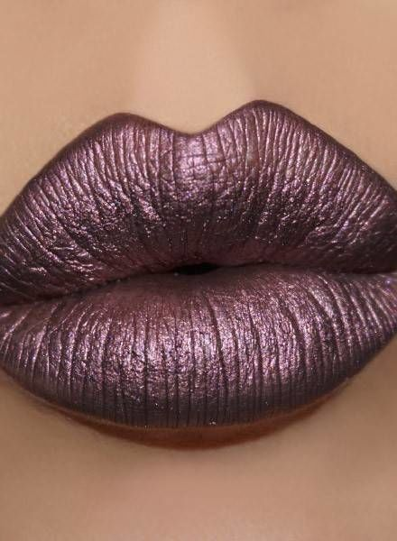 Gerard Cosmetics Gerard Metal-Matte Liquid Lipstick - underworld