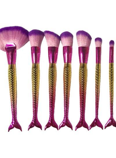 Mermaid Salon Mermaid Salon - *SPECIAL* Longline - 7 piece brush set