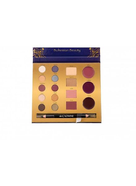 Crown Brush Crown Brush Aulora Palette