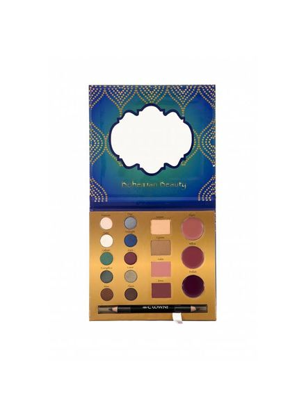 Crown Brush Crown Brush Nova Palette