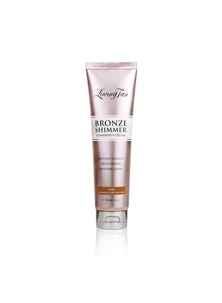 LovingTan Loving Tan Bronze Shimmer Luminous Cream - dark