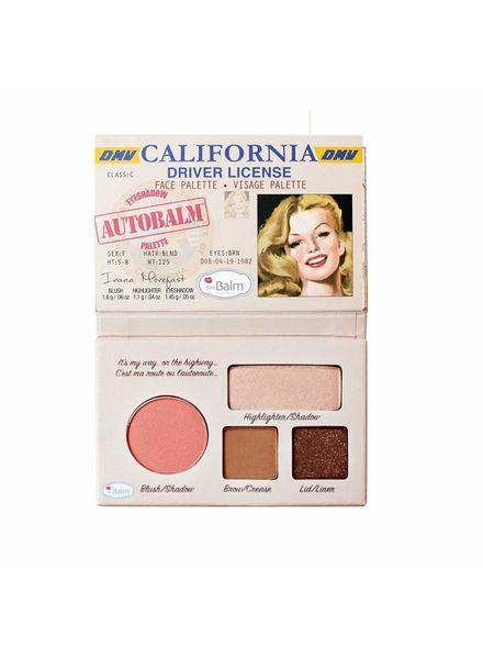 TheBalm TheBalm Autobalm California Face Palette