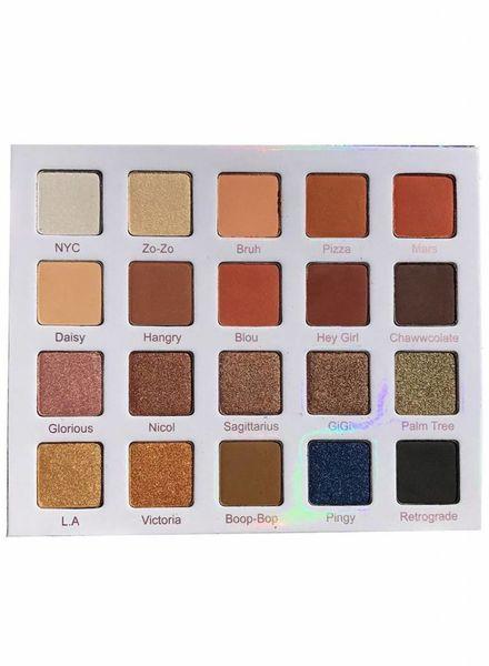 Violet Voss Violet Voss - Nicol Concilio Eyeshadow Palette