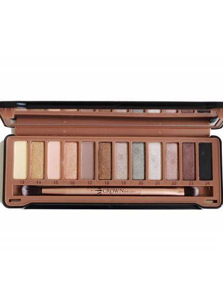 Crown Brush Crown Brush - Pure Exposed Eyeshadow Palette