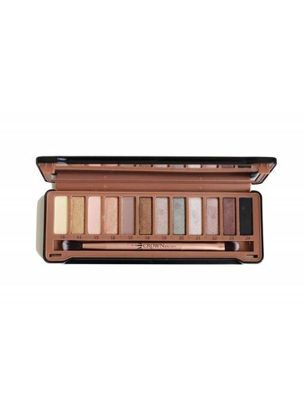 Crown Brush Crown Brush - Pure Exposed Eyeshadow Palette