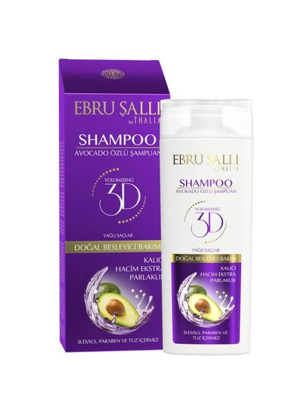 Thalia Beauty Ebru Şalli by Thalia - Volumizing Shampoo 300ml