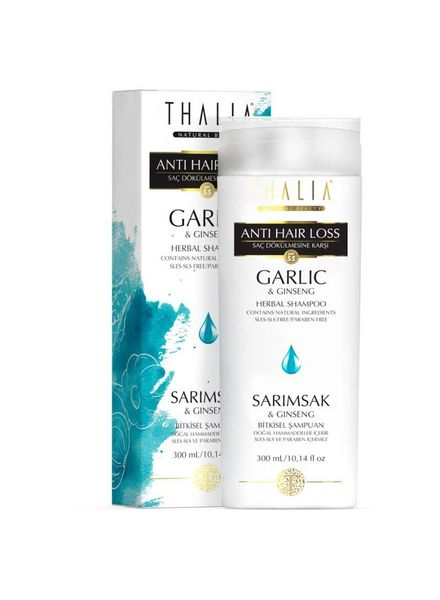 Thalia Beauty Thalia - Garlic & Ginseng Shampoo 300 ml