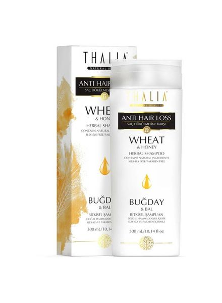 Thalia Beauty Thalia Wheat & Honey Shampoo 300 ml