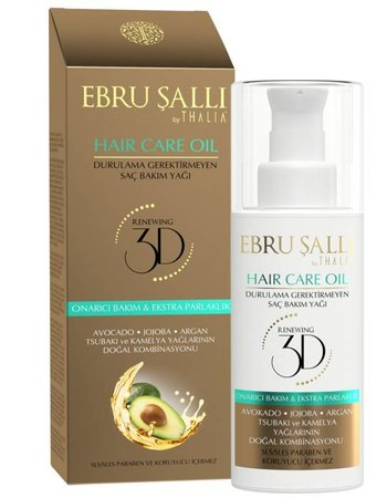 Thalia Beauty Ebru Şalli by Thalia - Hair Care Öl 75 ml