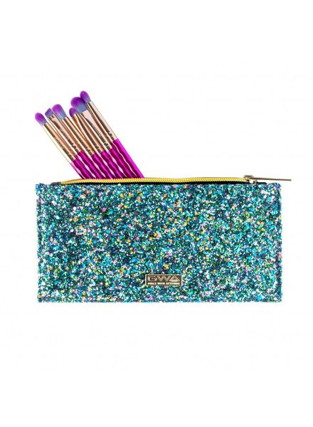 GWA Cosmetics GWA Mermaid Tears Collection | 6pcs Eye Makeup Brush Set