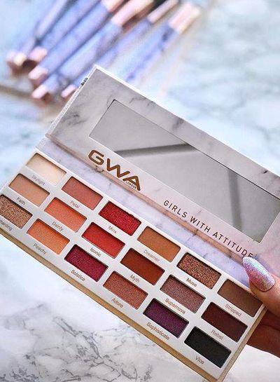 GWA Cosmetics GWA Aphrodite Eyeshadow Palette