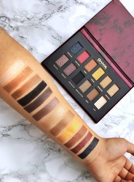 GWA Cosmetics GWA Fairytale Eyeshadow Palette