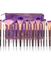 GWA Cosmetics GWA Fairytale Collection Vol. 2 | 17pcs Makeup Brush Set