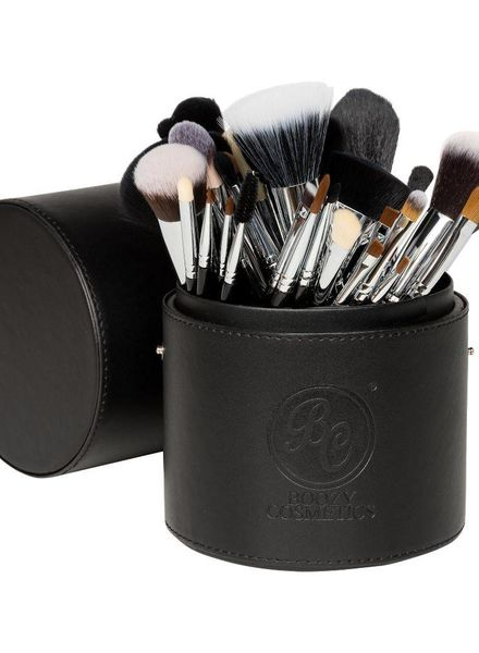Boozy Cosmetics Boozy Cosmetics Large Brush Cup Holder Black