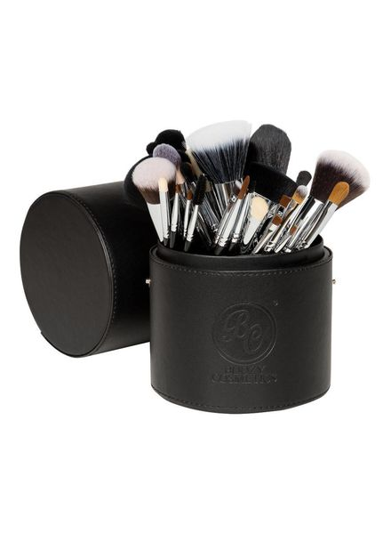 Boozy Cosmetics Boozy Cosmetics Large Brush Cup Holder Black