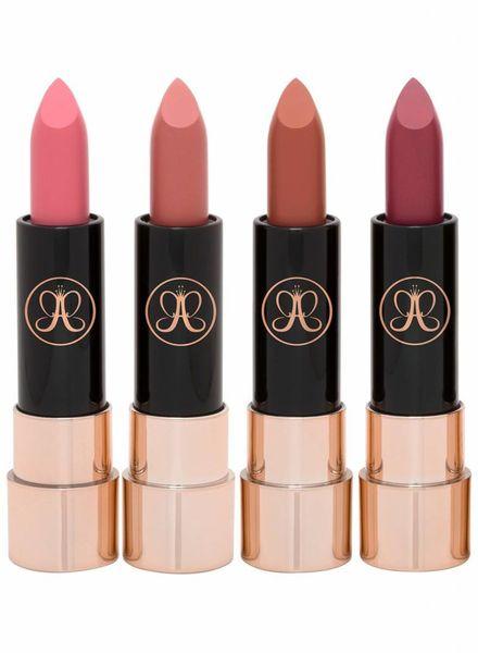 Anastasia B.H. Anastasia Beverly Hills Matte Lipstick - 4 Pcs Set Mini