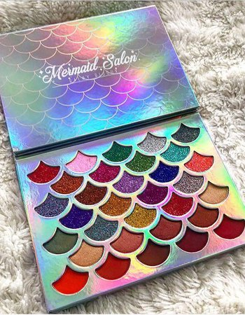 Mermaid Salon Mermaid Salon - Sparkle Balmy Bijoux Multipalette