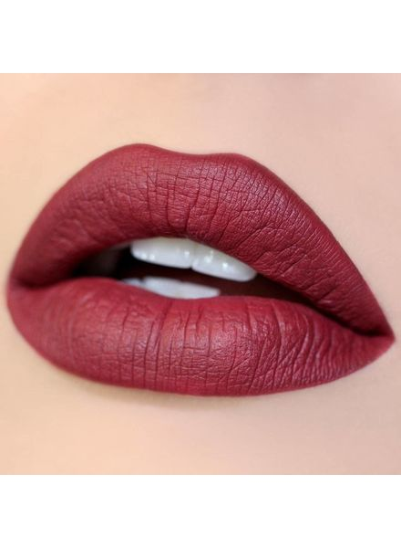 girlactik Girlactik - long lasting matte liquid lipstick (7,5ml) - seductive