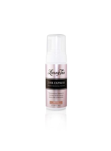 LovingTan Loving Tan 2 Hr Express Mousse - medium