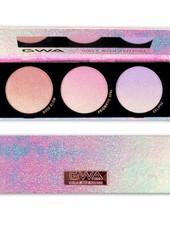 GWA Cosmetics GWA Galactic Glow Ombré Highlighter