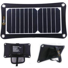 el panel solar 6.5W USB móvil