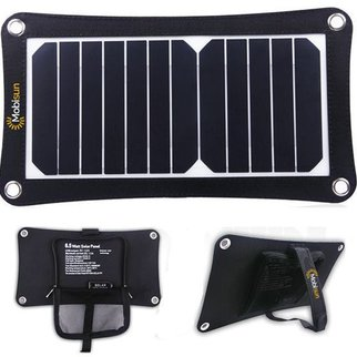 Mobisun Portable 6,5 W solar panel