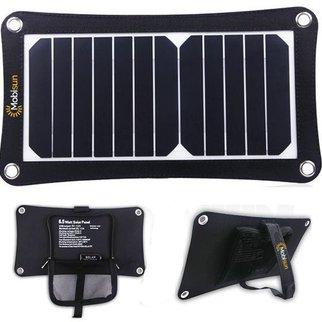 Mobisun Tragbares 6,5 W Solarpanel