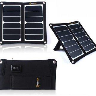Mobisun 13W mobiles Solarpanel USB