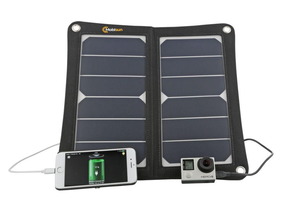 Mobisun 13w Portable Usb Solar Panel Mobisun