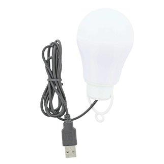 Mobisun 5W USB LED bulb