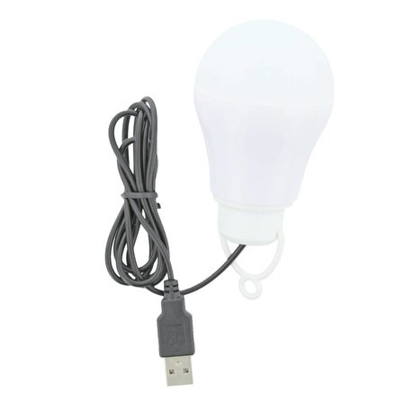 Mobisun 5W USB LED lamp
