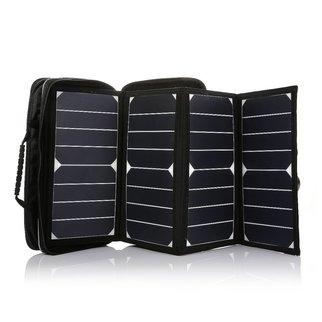 Mobisun 26W mobiel zonnepaneel USB Laptop Oplader