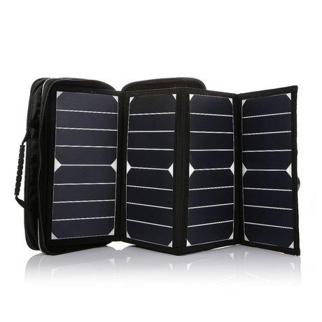 Mobisun 26W solar panel USB laptop Charger