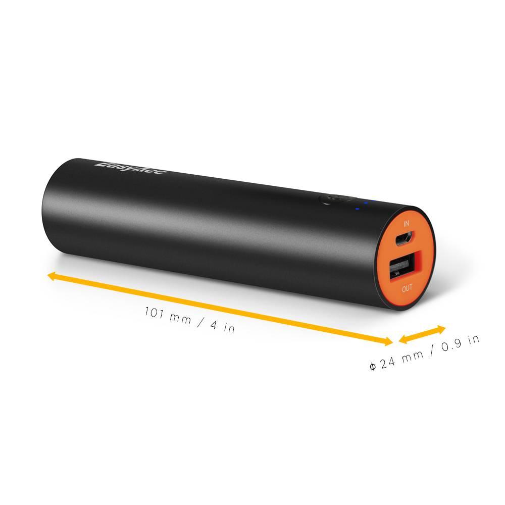 EasyAcc 3.350 mAh powerbank