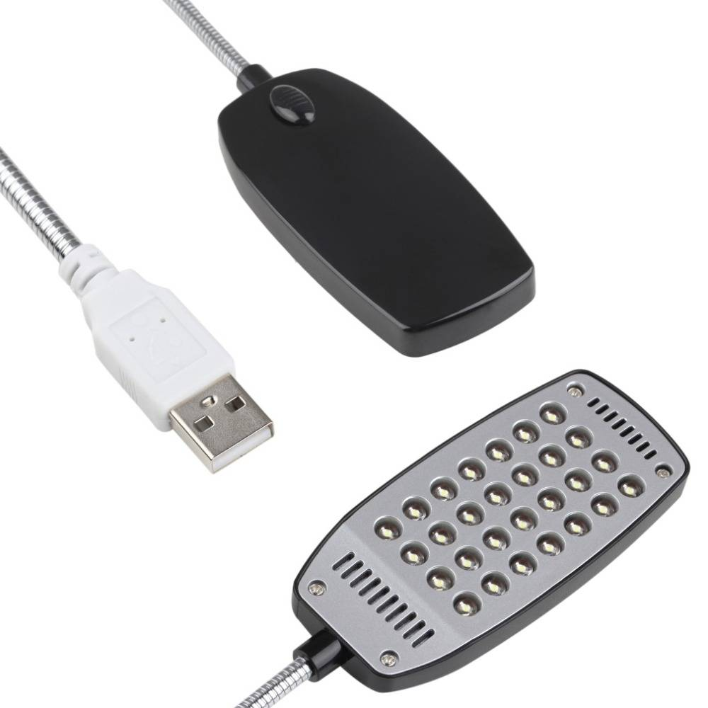 Mobisun LED reading light USB