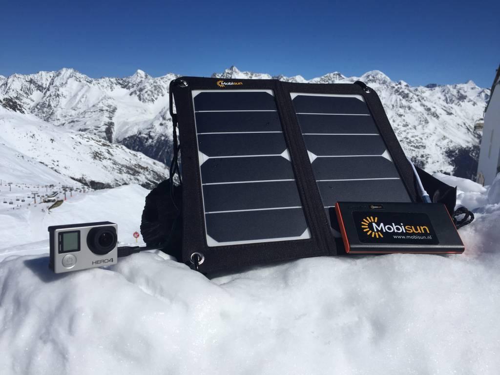 Mobisun 13W USB móvil de paneles solares